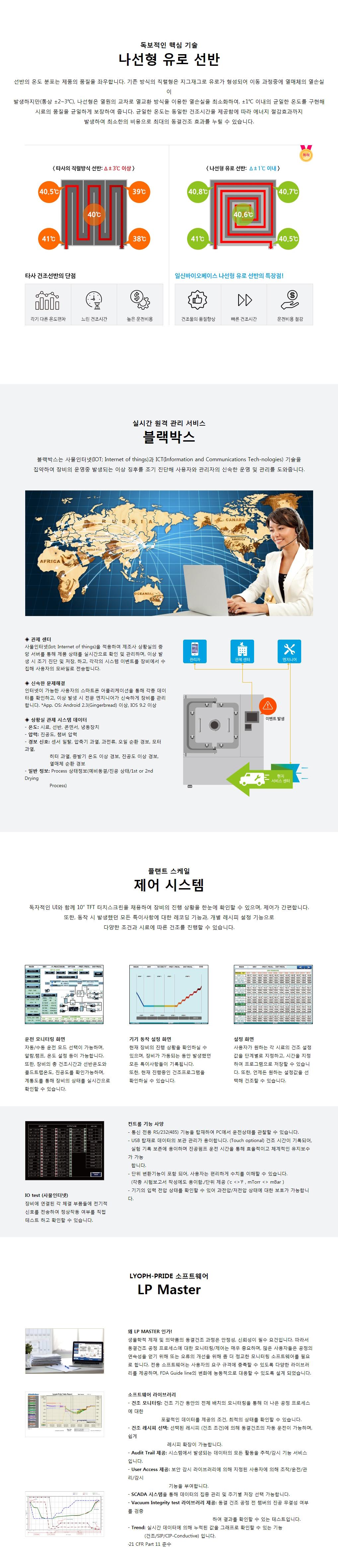 (주)일산바이오베이스 바이오/식품 산업용 LP-Series 6