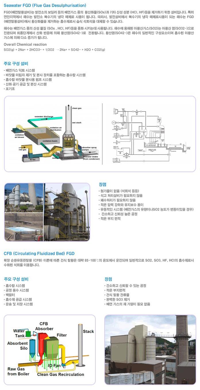 (주)정우산기 FGD (Fuel Gas Desulphursation)  1