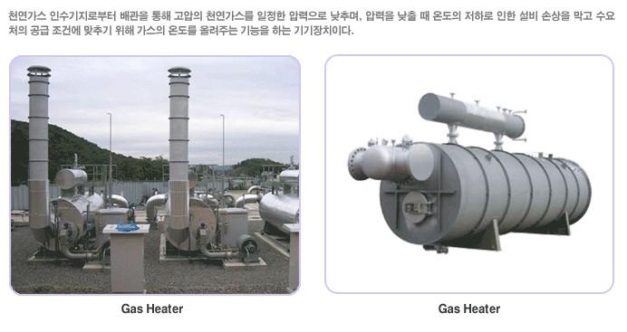 (주)정우산기 Gas Heater  1