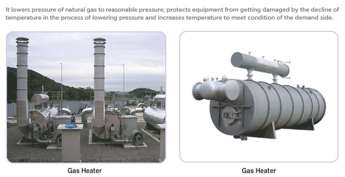 JEONGWOO Gas Heater