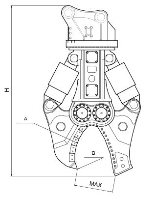 (주)제이케이 회전식 빔 절단기, 쉐어 JKMS Series 2