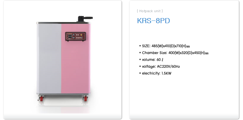 KARIS Digital Type KRS-8PD