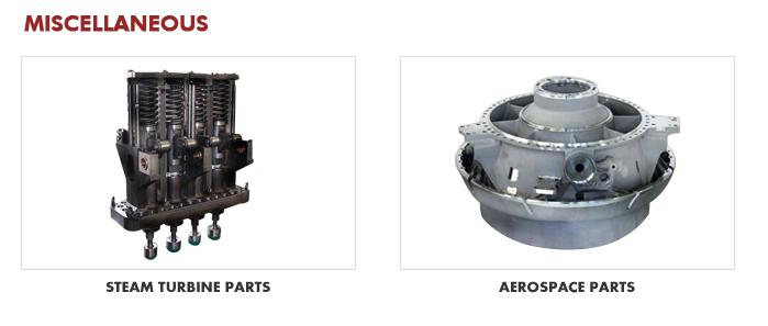 KEUMYONG MERCHINARY Turbine Parts  1