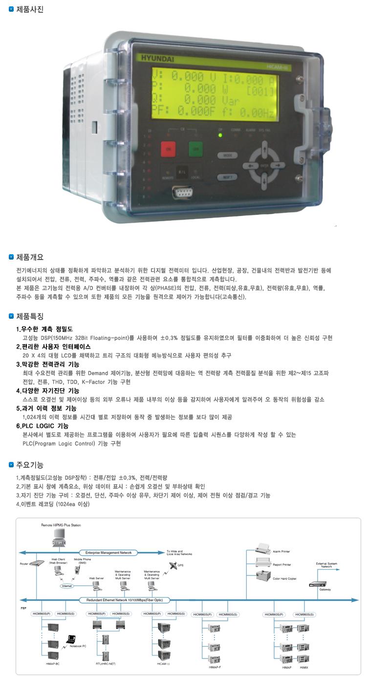 케이엠데이타 디지털 파워 메타 (IoT)  2