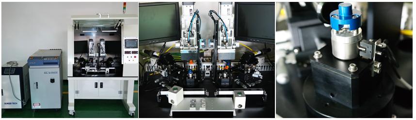 KNDSYSTEM Car Pressure Sensor Auto Welding M/C