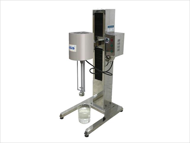 máy khuấy trộn đồng hóa homo mixer