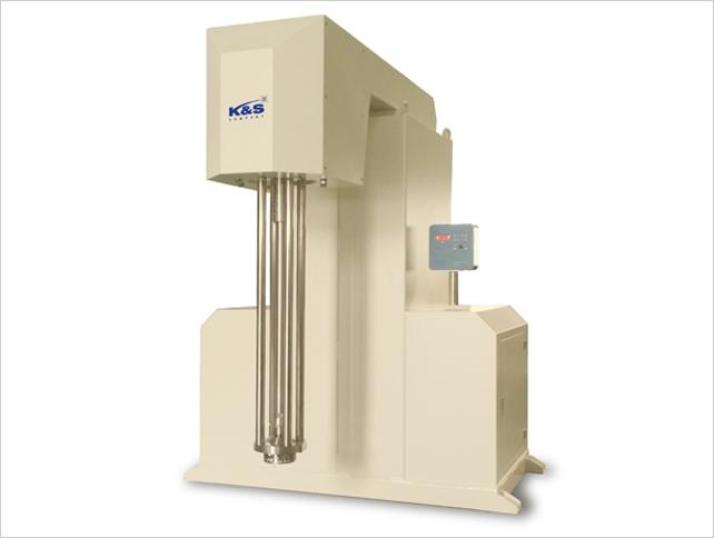 K&S Company HOMO MIXER (Batch Type Mixer for Homogenizing) HM-Series 57
