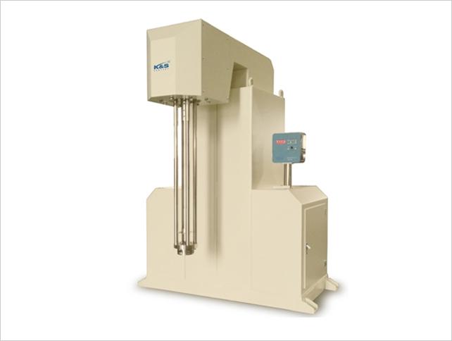K&S Company HOMO MIXER (Batch Type Mixer for Homogenizing) HM-Series 50