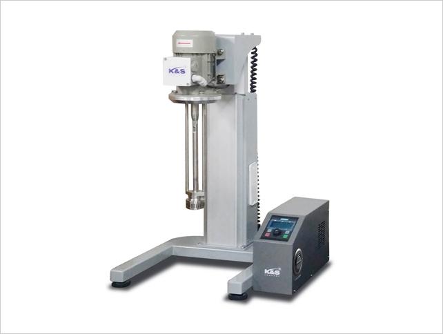 K&S Company HOMO MIXER (Batch Type Mixer for Homogenizing) HM-Series 12