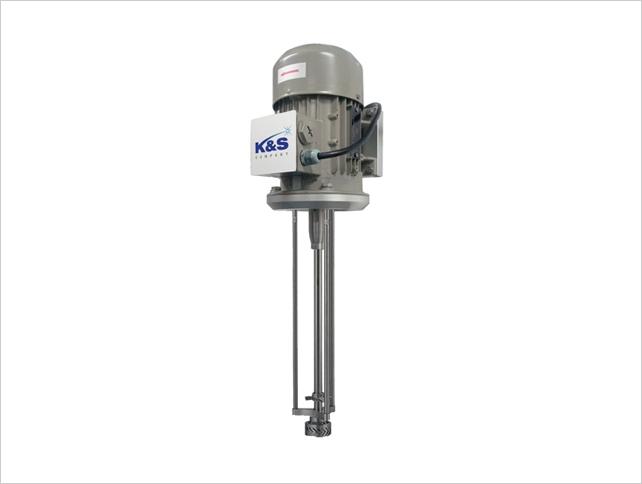 K&S Company HOMO MIXER (Batch Type Mixer for Homogenizing) HM-Series 17