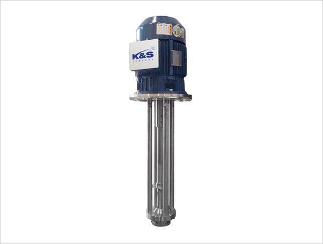 K&S Company HOMO MIXER (Batch Type Mixer for Homogenizing) HM-Series 58