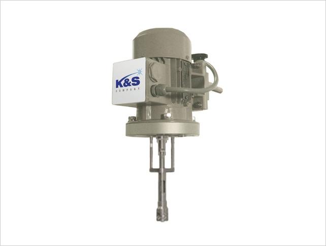 K&S Company HOMO MIXER (Batch Type Mixer for Homogenizing) HM-Series 5