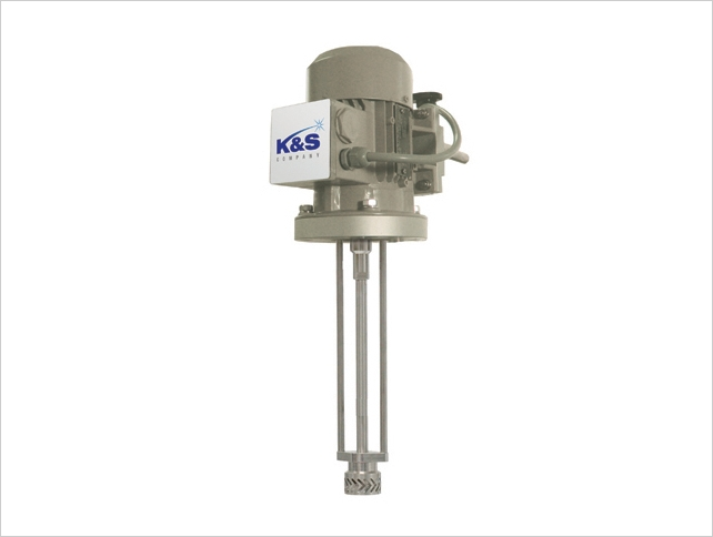 K&S Company HOMO MIXER (Batch Type Mixer for Homogenizing) HM-Series 11