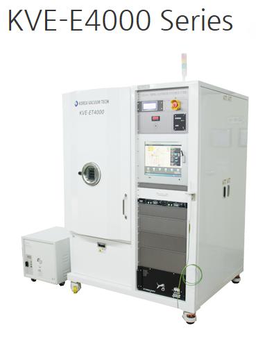 Korea Vacuum Tech  E-BEAM Series 10