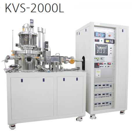 Korea Vacuum Tech  KVS-2000 Series