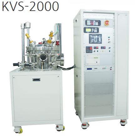 Korea Vacuum Tech  KVS-2000 Series 2