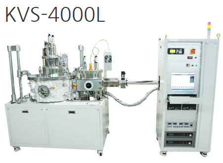 Korea Vacuum Tech  KVS-4000 Series 2