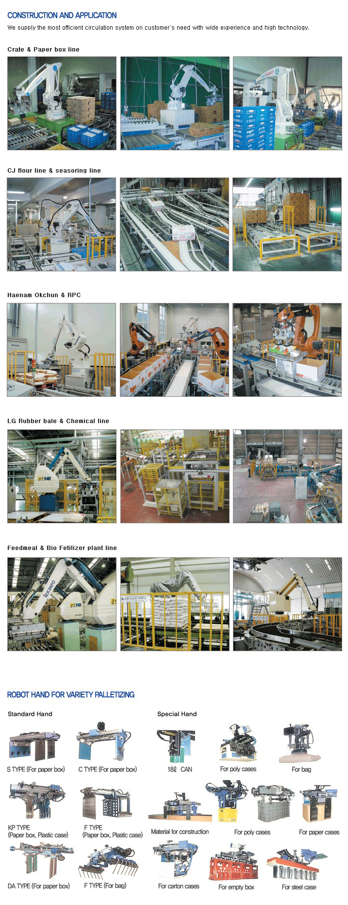 KIMPO BNS Construction and Application