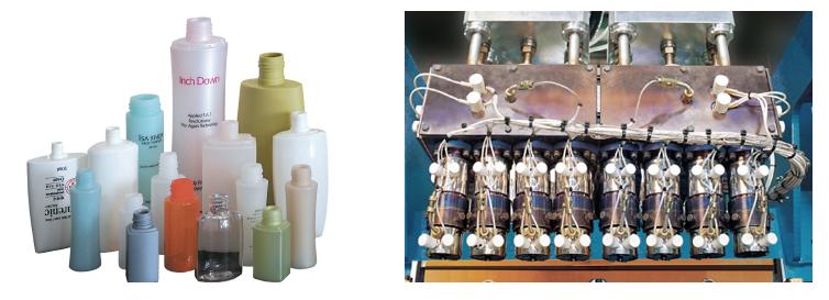 KYUNG WON HYDRAULIC Blow Molding Machine SPEEDEX-Series