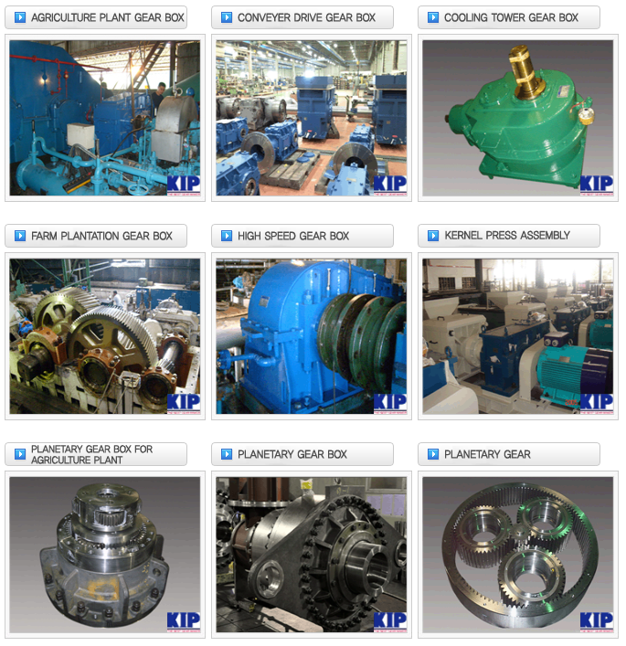 KYUNG-IN PRECISION MACHINERY Agriculture Industry