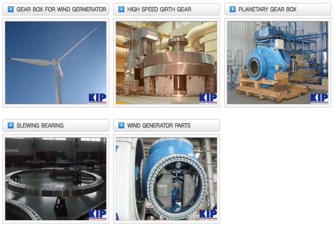 KYUNG-IN PRECISION MACHINERY Renewable Energy : Winergy