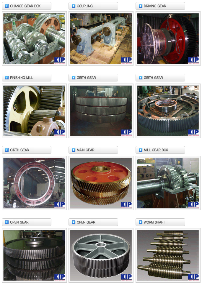 KYUNG-IN PRECISION MACHINERY Mining & Cement Industry