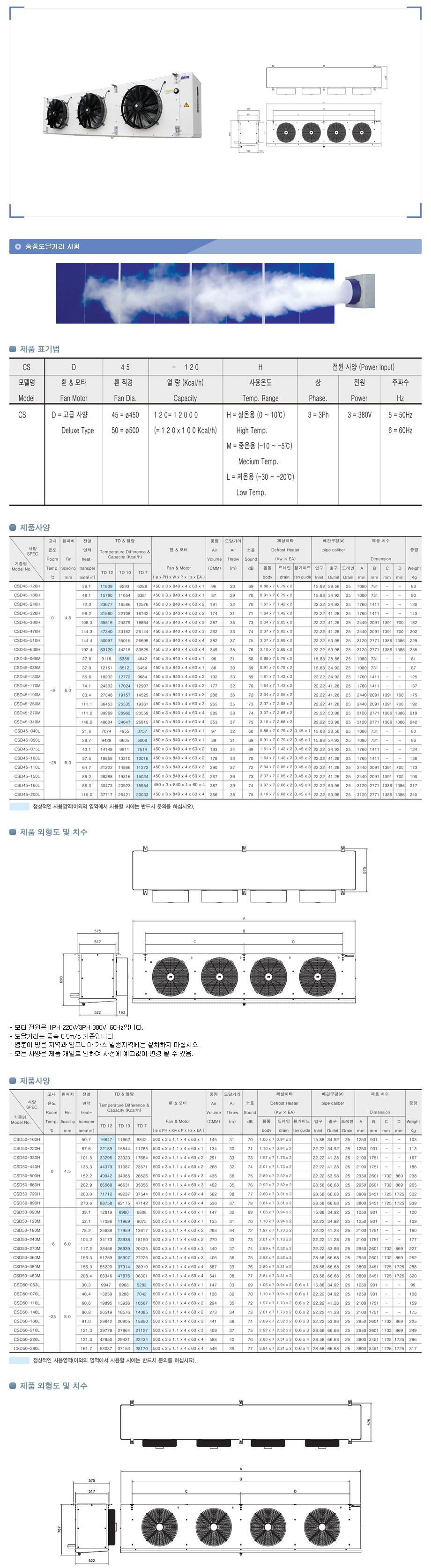 경동산업(주)  CSD-Type 3