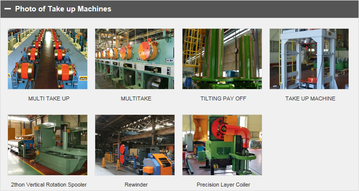 Lee & Lee Machinery Pay off & Take up