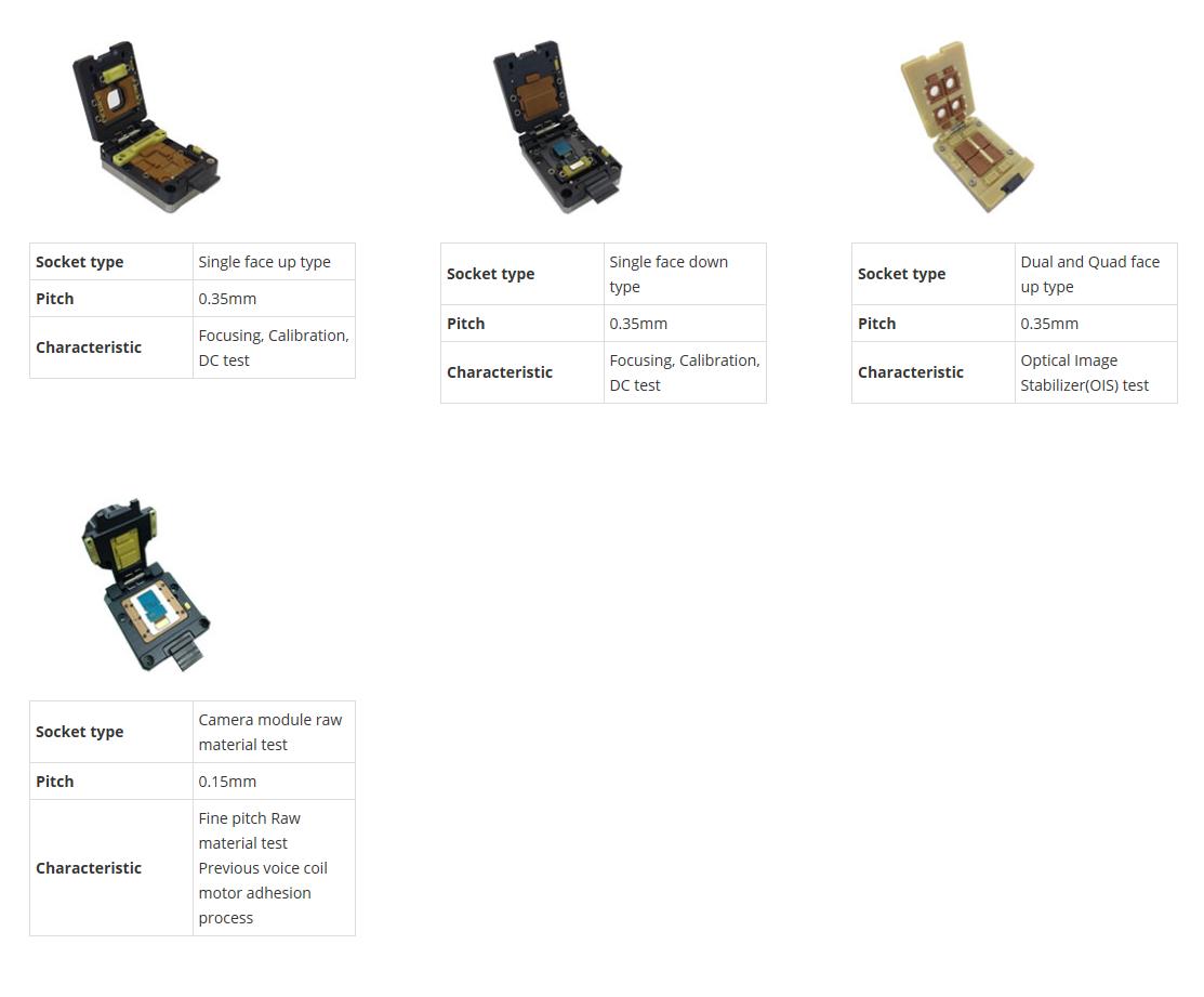 LEENO Camera Module Socket