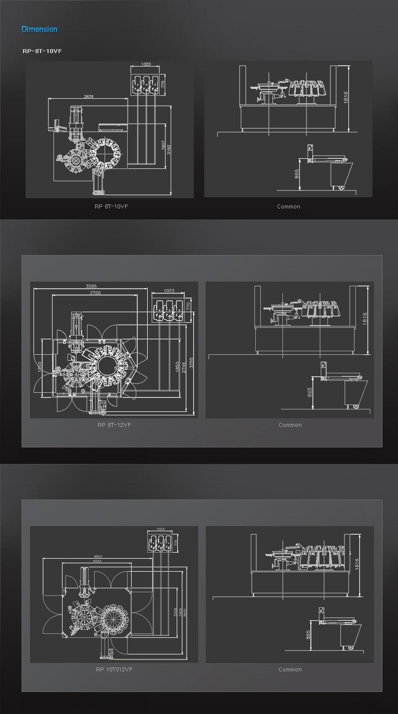 LEEPACK Vacuum TV/TVF Series 3