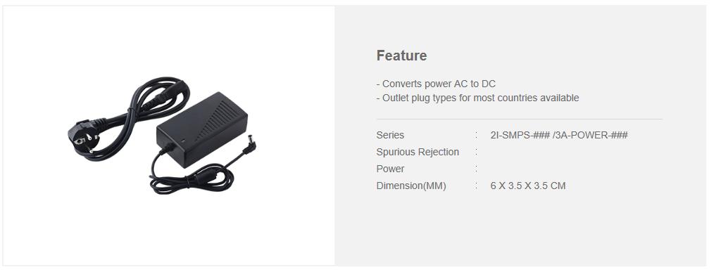 LEETEK Power Supply Adapter