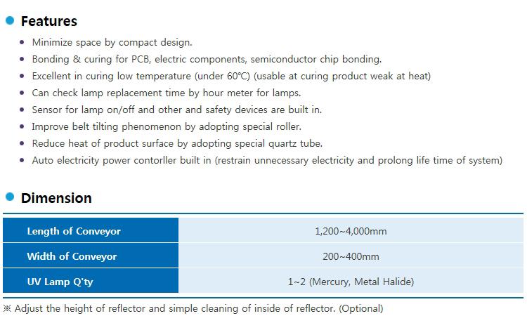 LICHTZEN Camera Module, LCD Bonding