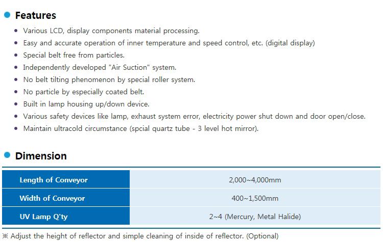 LICHTZEN LCD, Display Printing