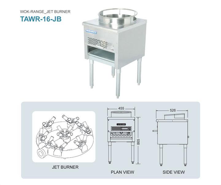 Lucky Metal  TAWR-16-JB 1