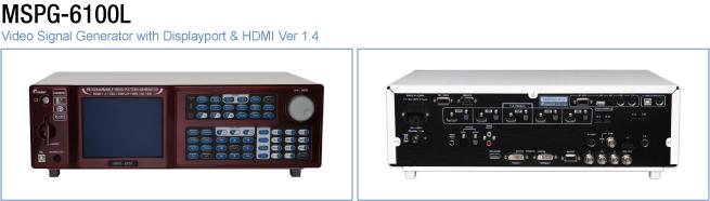 Master  MSPG-6100L