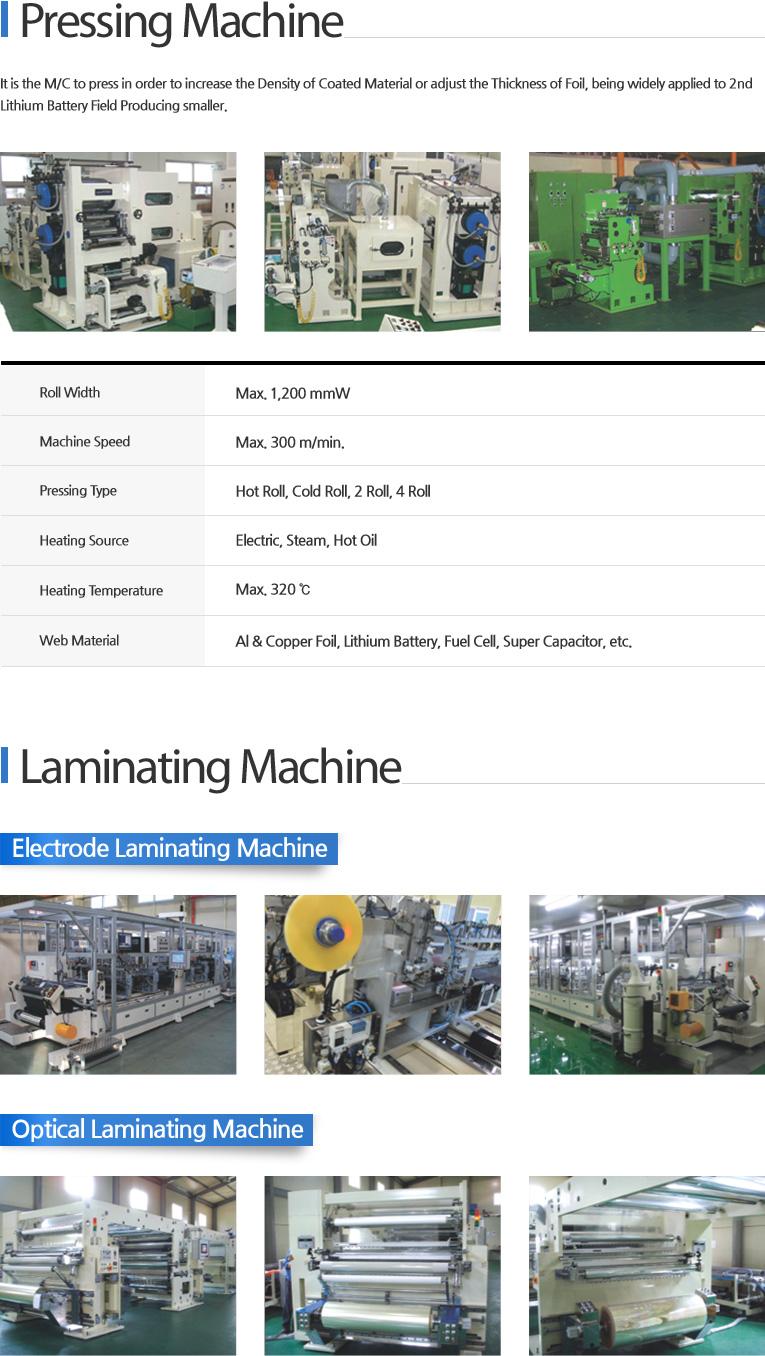Mastermachine Pressing Machine / Laminating Machine