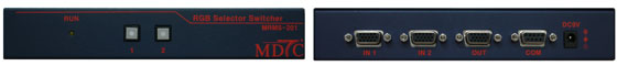 Max Digital Tech RGB Selector Switcher MRMS-201