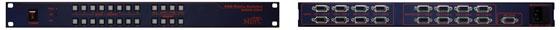 Max Digital Tech RGB Matrix Switcher MRMS-808D
