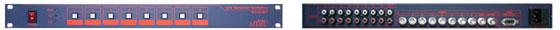 Max Digital Tech A/V Selector Switcher MAVS-801