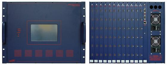 맥스디지털테크(주) HDMI Matrix Switcher MMS-3600HDMI