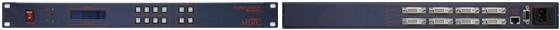 맥스디지털테크(주) DVI Matrix Switcher MMS-400DVI 1