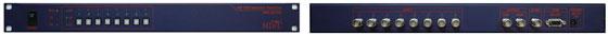 맥스디지털테크(주) HD SDI Selector Switcher MMS-801HD