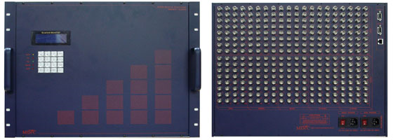 Max Digital Tech RGB Matrix Switcher MRMS-3200S