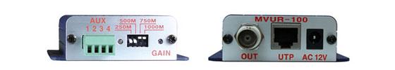 Max Digital Tech Video UTP TX & RX MVUR-100