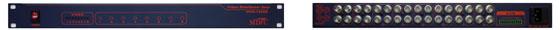 Max Digital Tech Video Distributor Amp MVD-138SD