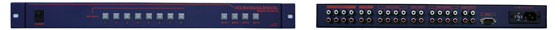 Max Digital Tech A/V Monitoring Switcher MMS-AV804L
