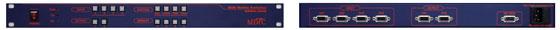 Max Digital Tech RGB Matrix Switcher MRMS-402D
