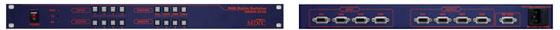 Max Digital Tech RGB Matrix Switcher MRMS-404D