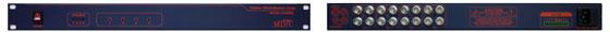 Max Digital Tech Video Distributor Amp MVD-134SD