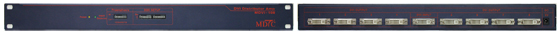 Max Digital Tech DVI Distributor Amp MDVI-108